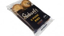 FRESH NEW LOOK FOR STOBART FROZEN 6 BUFFET PORK PIES