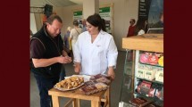 GREAT YORKSHIRE SHOW - STOBARTS SAMPLE AT ASDA