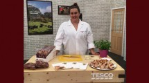 GREAT YORKSHIRE SHOW - STOBARTS SAMPLE AT TESCO