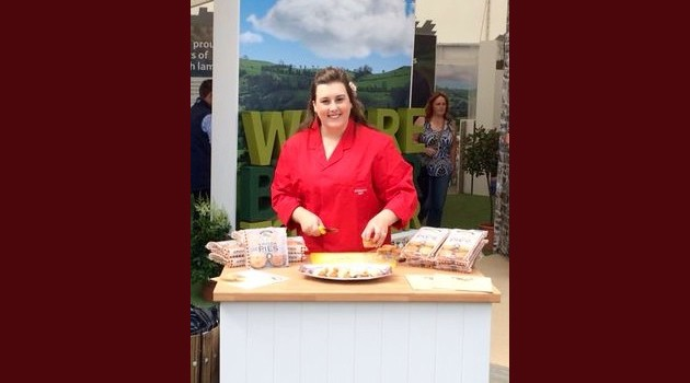 Great Yorkshire Show – Stobarts sample at Asda & Tesco Stands