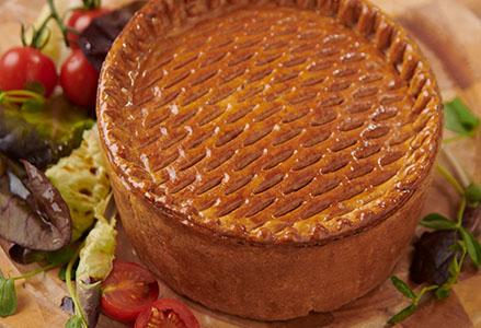 1 Chilled Large Lattice Pie