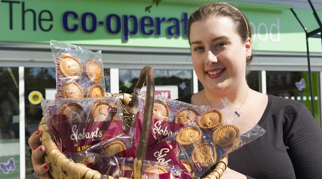 New Launch - 4 Lines to be stocked in Yorkshire Co-Operative Food Stores