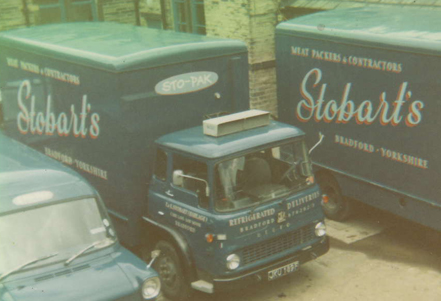 Old Lorries from Stobarts
